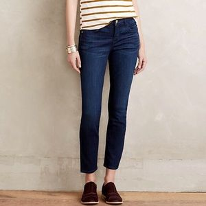 Pilcro & The Letterpress Stet Cropped Ankle Jeans